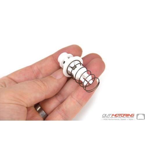 Oil Filter Housing Drain Plunger Spring Repair Kit