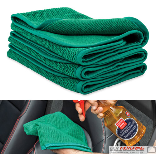 Griots Dual Weave Interior Towels: Set of 3