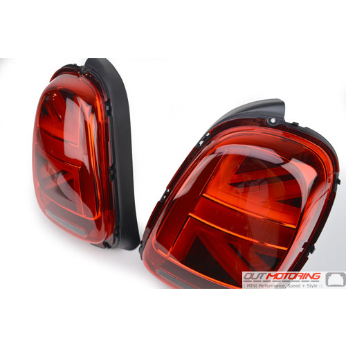 Brake Light Set: LED Union Jack