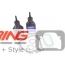 Supercharger Oil Change / Refresh Kit: 6pcs
