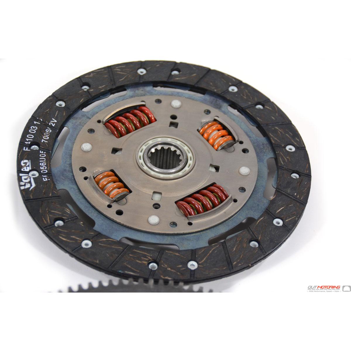 52151204 Valeo MINI Cooper Replacement Clutch Kit Valeo