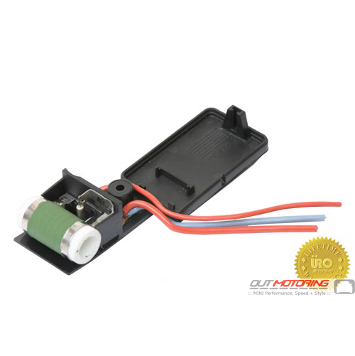 Radiator Fan Switch Repair Module: URO