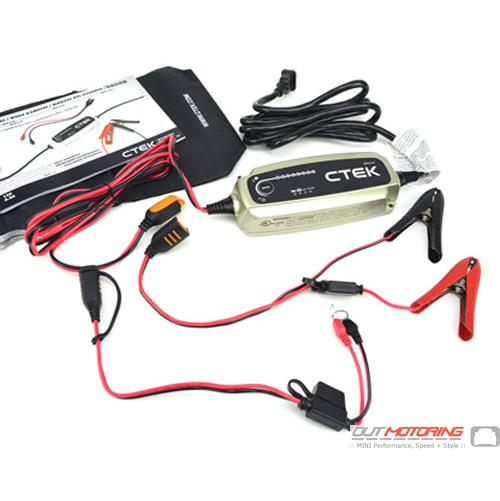 CTEK Battery Charging System: MXS 5.0