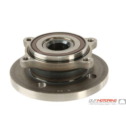 Wheel Bearing/Hub: Front: NSK