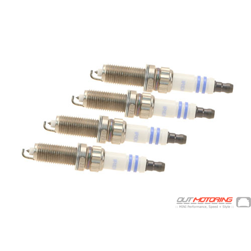 Spark Plug Set: N14: Bosch