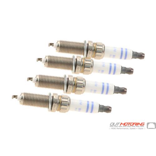 Spark Plug Set: N12 + N16: Bosch