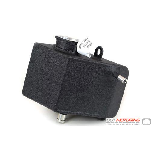 Radiator Overflow Tank: Canton: Black: R52/3