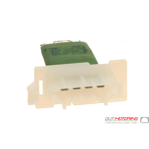 Blower Resistor: ACM