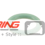 Gasket Ring: 10.8MM Diameter: REIN Automotive