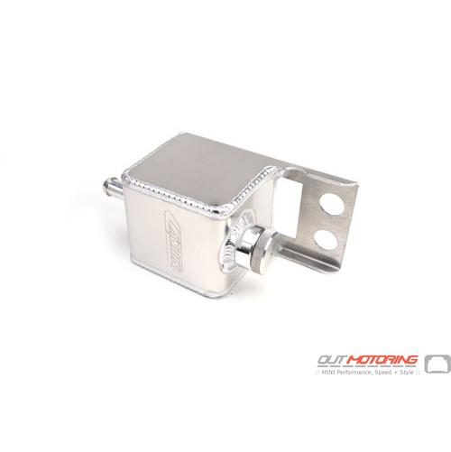 Power Steering Tank: Aluminum: Canton