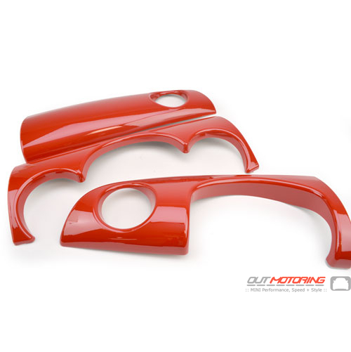 Dash Cover Set: Gen1: Red (3pcs)