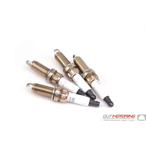 Spark Plug Set: N12 + N16: Beru