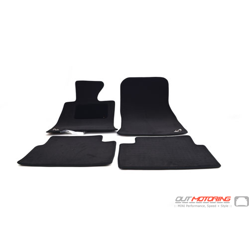 Floor Mats: Carpet: R55