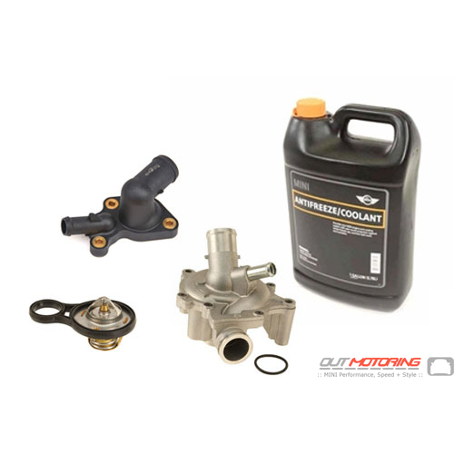 Cooling System Refresh Kit: R52S + R53