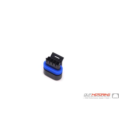 Manifold Air Pressure Sensor Socket Housing