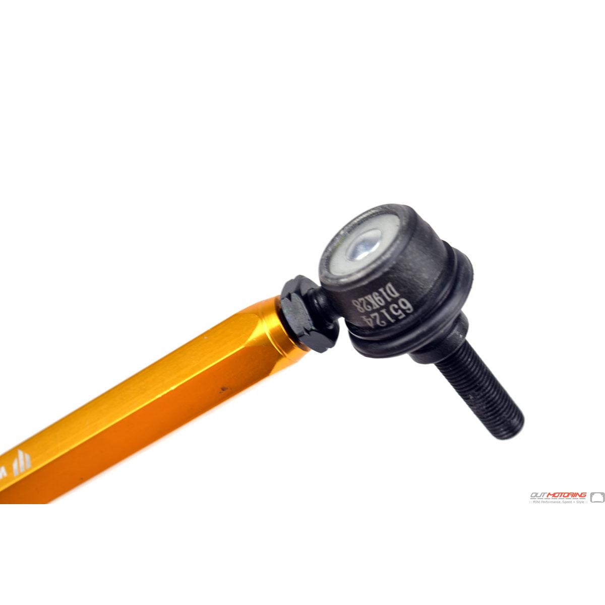 Whiteline Rear Sway Bar Link Adj Steel Ball for 2009-2012 Mini Cooper KLC106