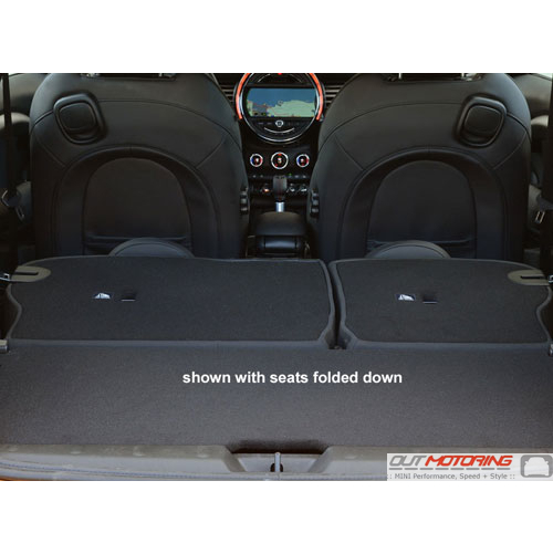 Load Floor + Storage Compartment Cover: F55