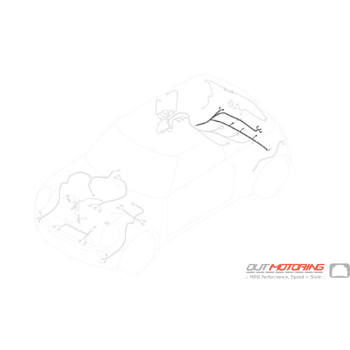 Rear Repair Wiring Set