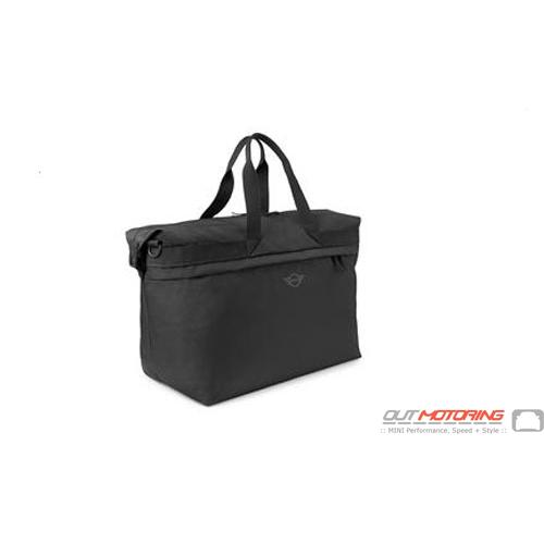 MINI TWO-TONE TRAVELLER BAG