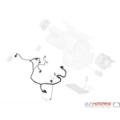 Heater/Air Wiring Set  USED