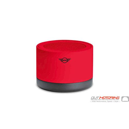 MINI Bluetooth Speaker-Coral