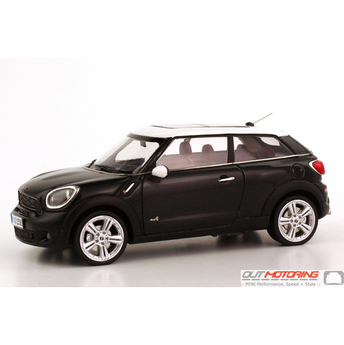 Mini Model:  MINI Paceman-Absolute Black