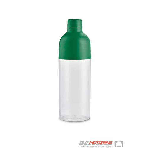 MINI Color Block Water Bottle / British Green