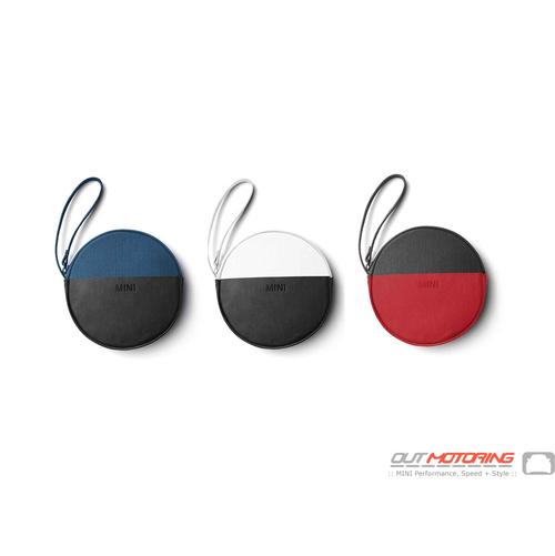 MINI Round Color Block Pouch