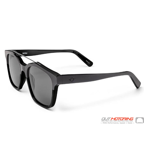 Sunglasses: MINI Matte/Shine Aviator Sunglasses