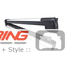 Roof Rack Attachment: Ski & Snowboard holder pull out