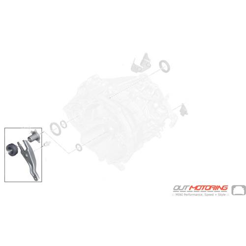 21518657325 Mini Cooper Replacement Parts Transmission