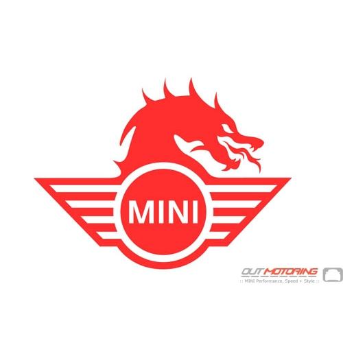 Dragon Sticker: MINI
