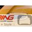 Side Marker Light Housing Set: F55/6/7: Black LED
