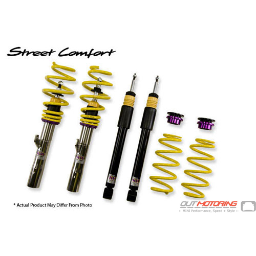 Coilovers KW Street Comfort: R55-R59