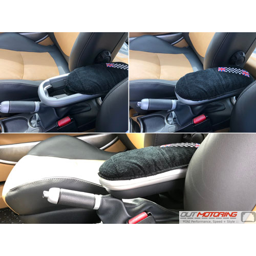 Top Pad Cover for Armrest