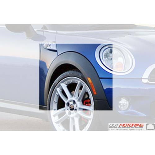 Wheel Arch Trim: R55 Clubman