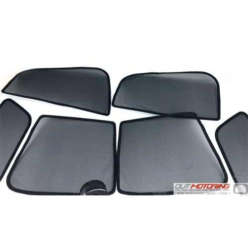 Removable Folding Sunshades: F60