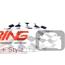 Steering Wheel Center Accent: Gen 2