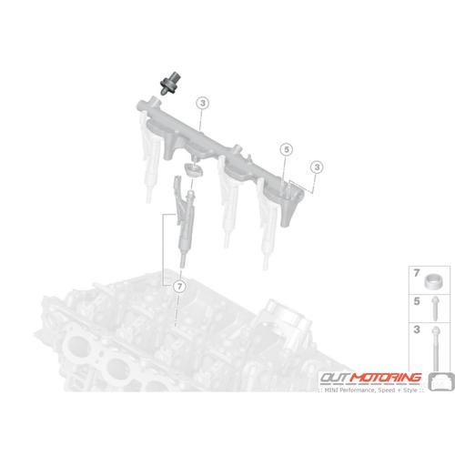 High Pressure Rail: JCW: Sensor