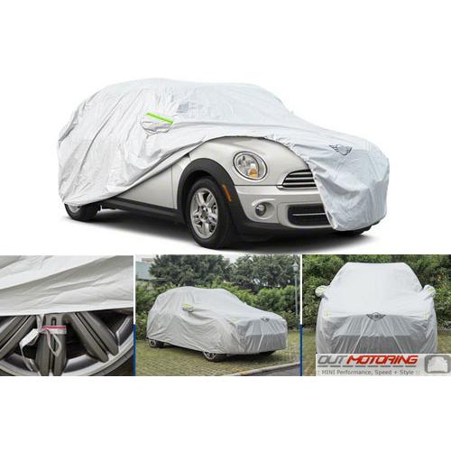 Indoor/Outdoor Car Cover: R55 Clubman