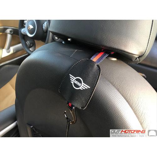 Headrest Storage Hook