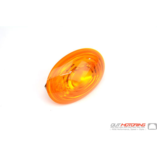 Side Marker Light: R55/6/7/8/9: Yellow Rings