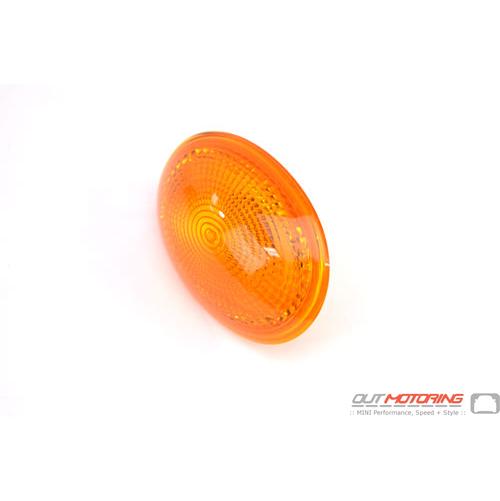 Side Marker Light: R55/6/7/8/9: Yellow Radiate