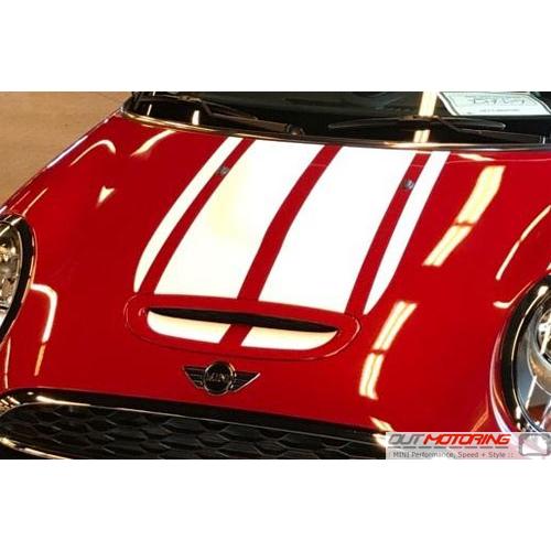 Stripe Set Hood: JCW Quad