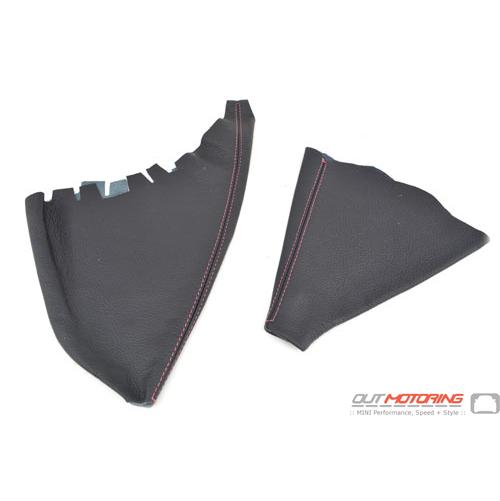 Custom Shift Boot: Gen 1: Black + Pink: Kit