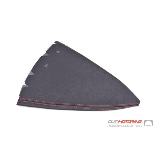 Custom Shift Boot: R60: Black + Red